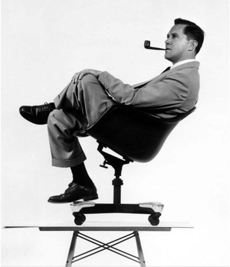 Design heroes: Charles and Ray Eames