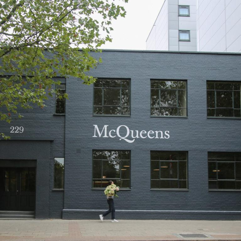 Shining a light on McQueens