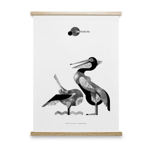 Early Birds Art Print