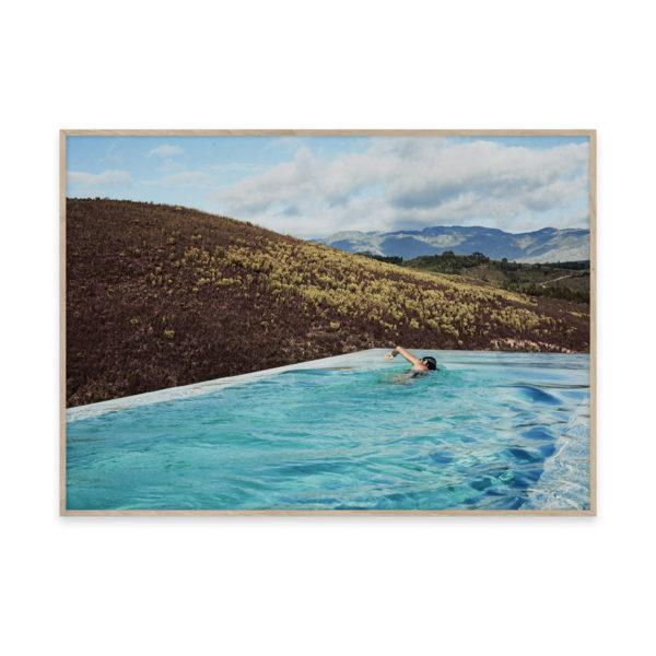 Swim Photo Art Print
