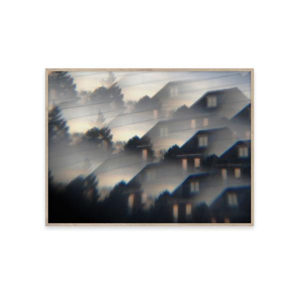 The Suburbs Photo Art Print