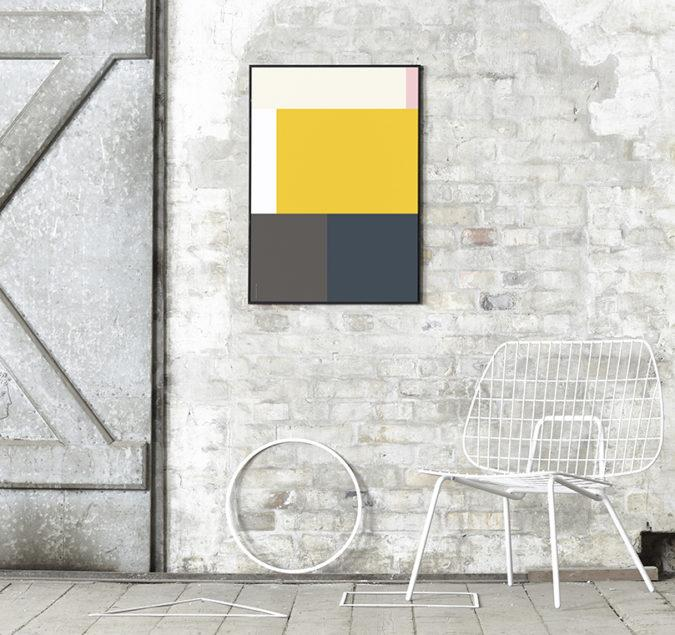 Wrong Geometry No 1 Art Print