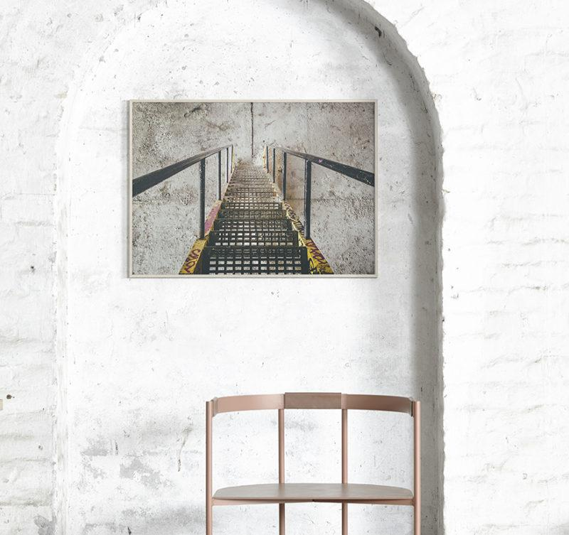 Abandoned Copenhagen Photo Art Print