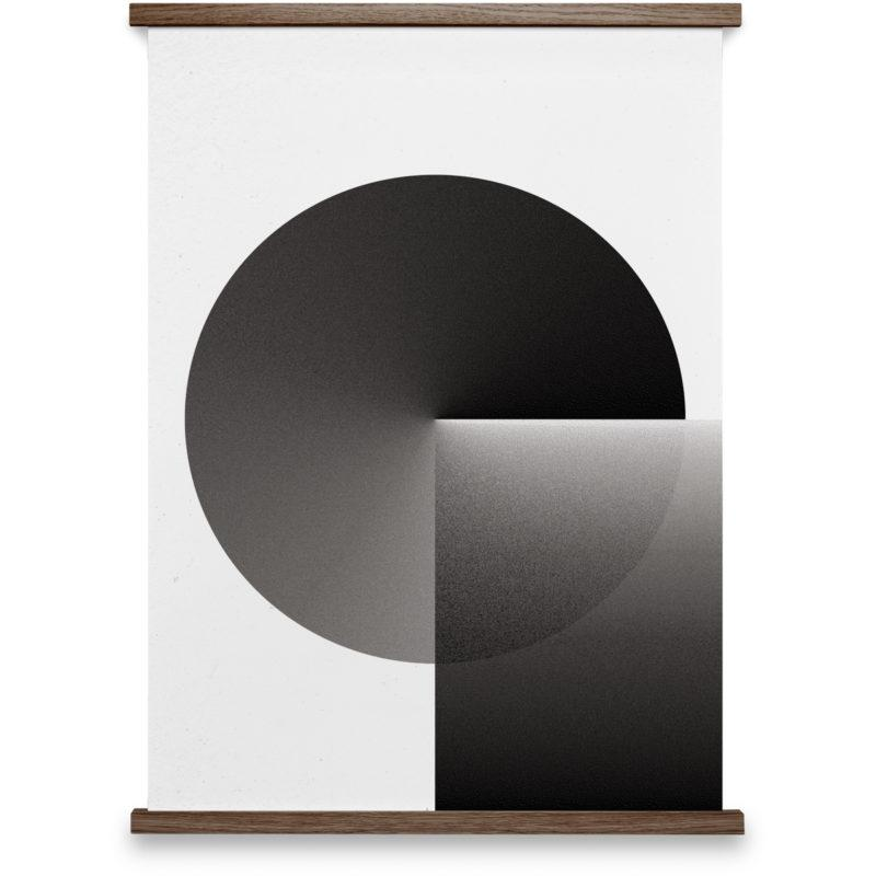 EO Shapes No 3 Art Print