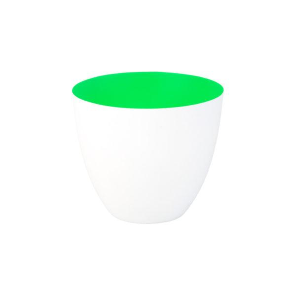Fluorescent Green Tealight Holder