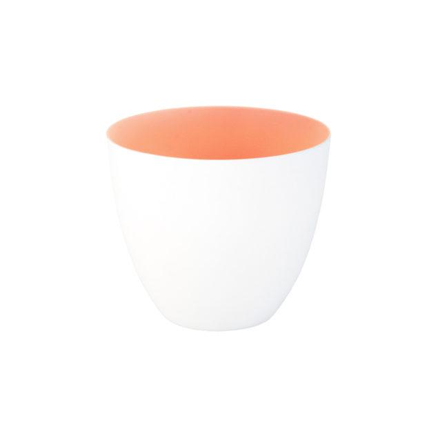 Pastel Peach Tealight Holder
