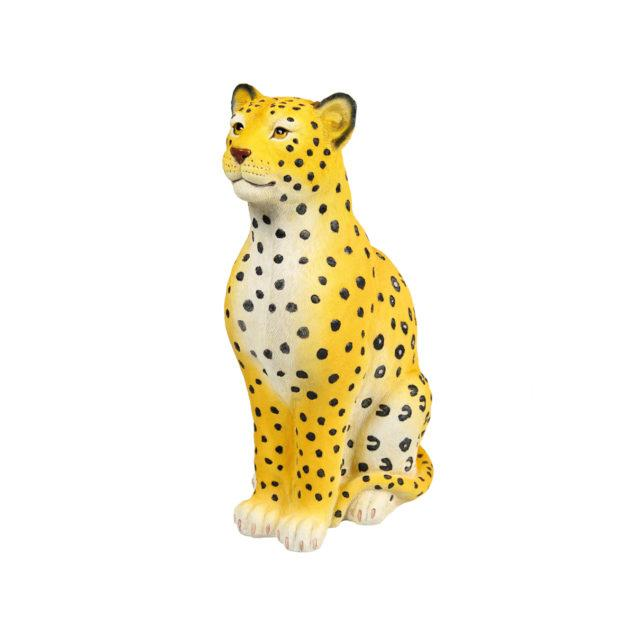 Leopard Coin Bank