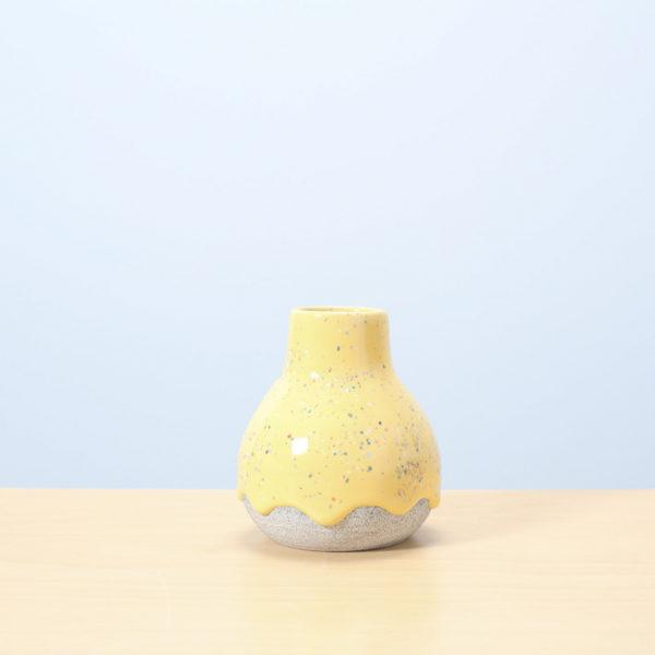 Fluff Glazed Ceramic Drip Pot
