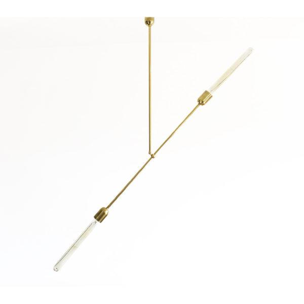 Modern Rectangle Balance Lamp