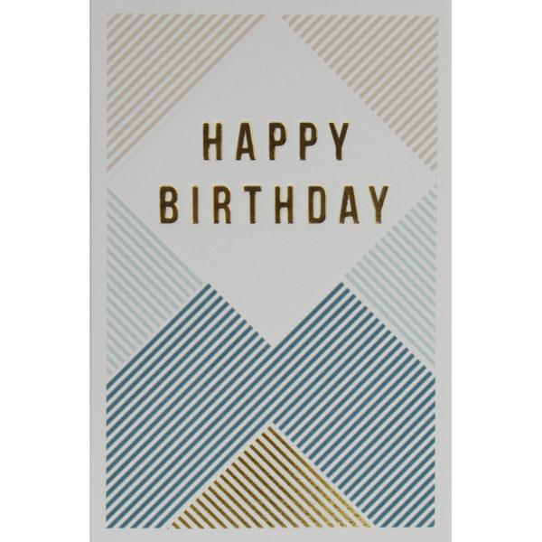 Aries Happy Birthday Card
