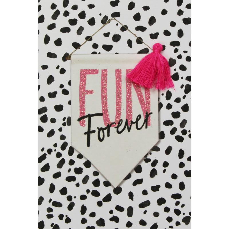 Fun Forever Birthday Card