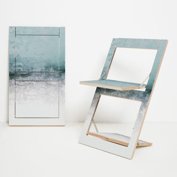 Fläpps Folding Chair – Snow Dreamer