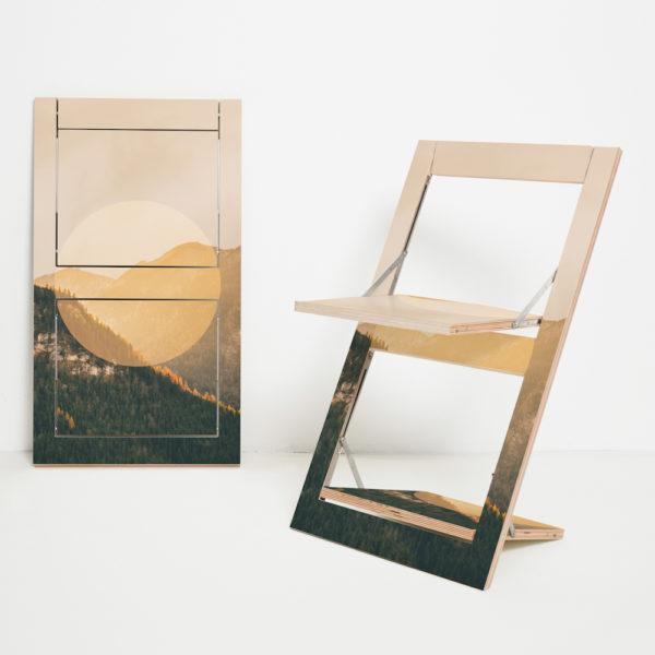 Fläpps Folding Chair – Alps