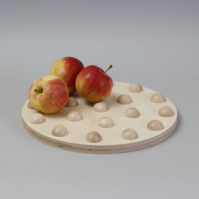 Birch Plywood  30cm Fruit Tray