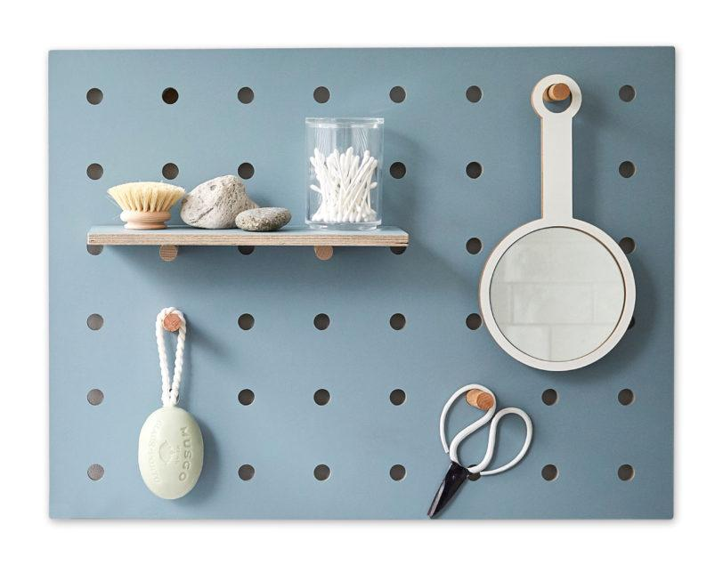Peg-it-all Large Pegboard with Pegs