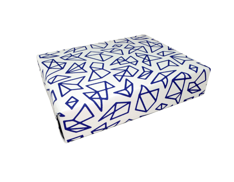 Structure Wrapping Paper x 3 Sheets
