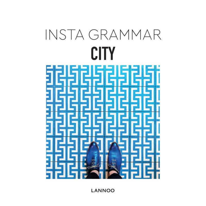 Insta Grammar - City Book by Irene Schampaert