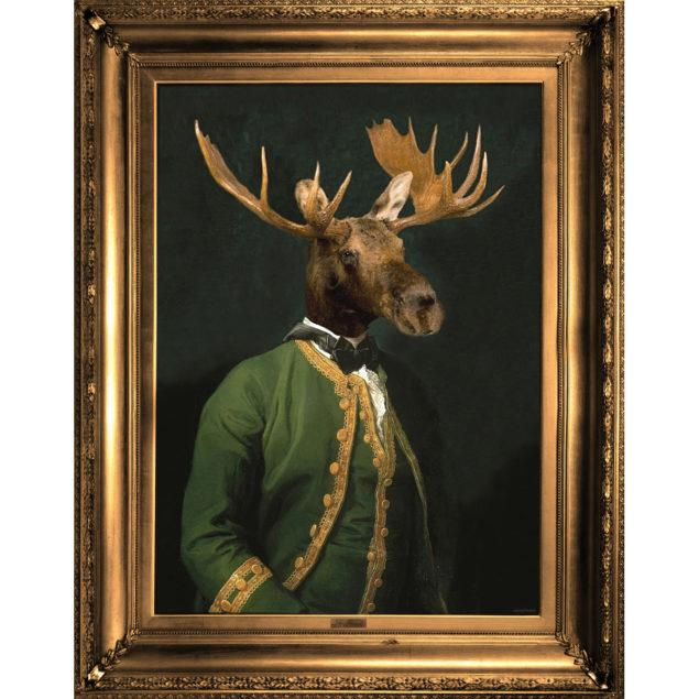 Lord Montague Wall Canvas