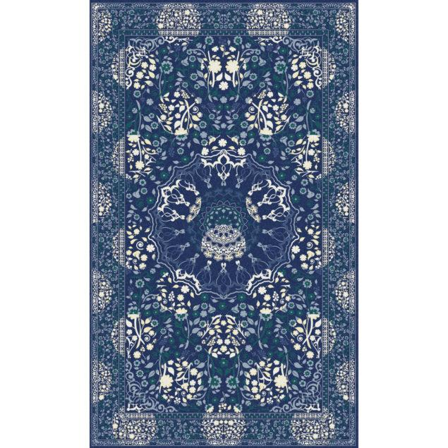 Midnight Moods Tufted Rug