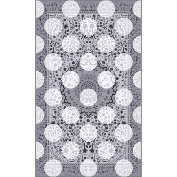 Monochrome Magic Tufted Rug