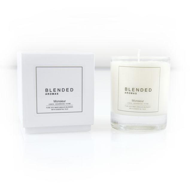 Monsieur Soy Wax Candle