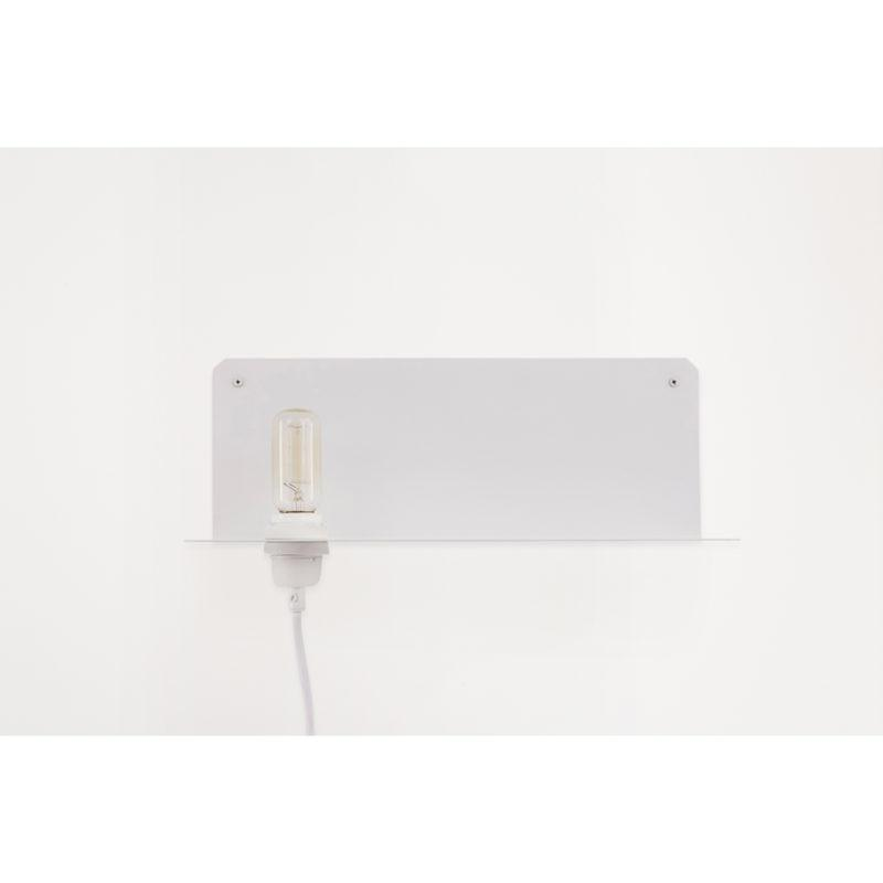 90° White Wall Lamp