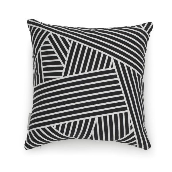 Stripe Double Sided Cushion