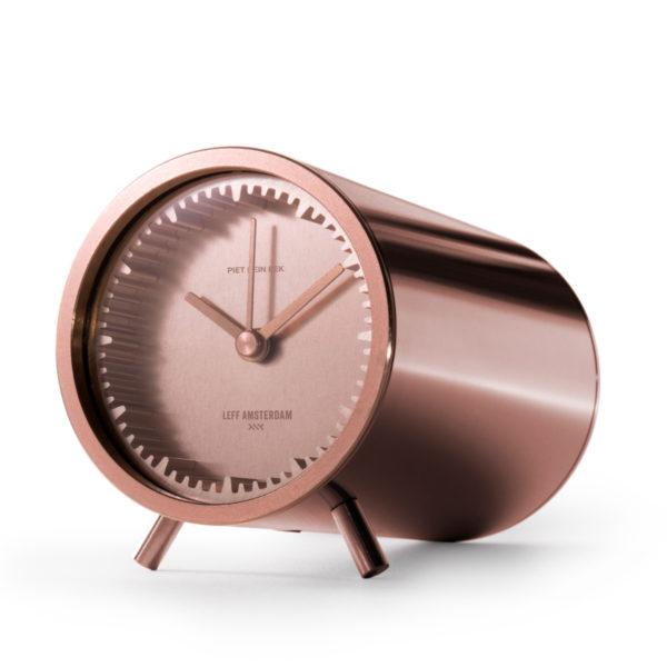 Tube Clock - Copper