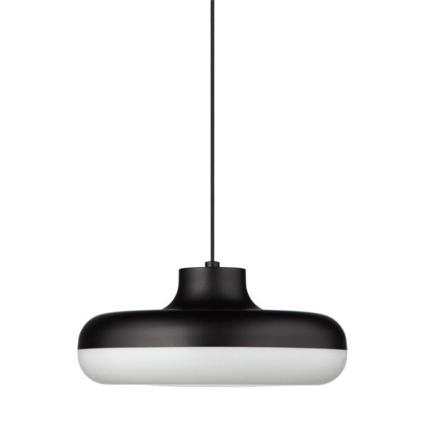 Chamberline Pendant Lamp Matte Black