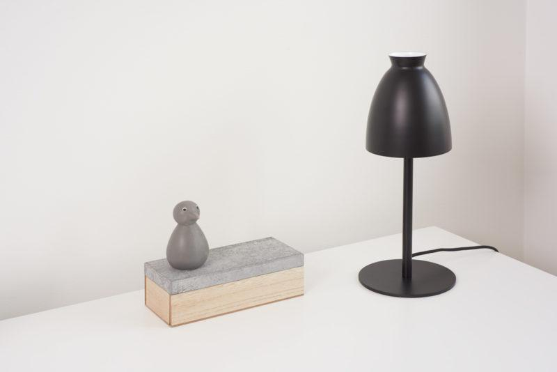 Milano Table Lamp - Matte Black