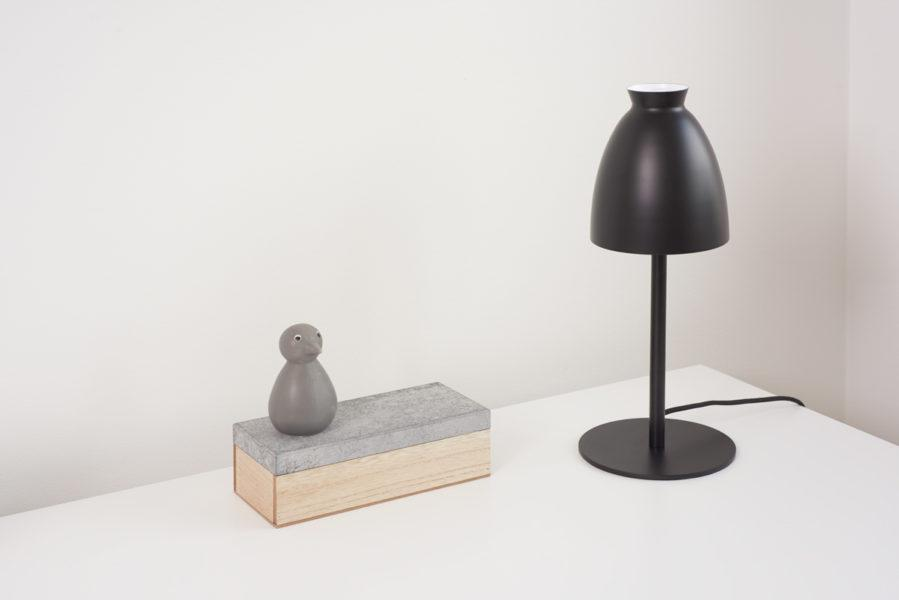 Milano Table Lamp - Matte White