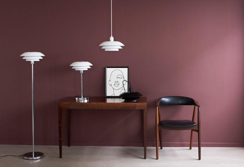 DL31 Pendant Lamp - Matte Black