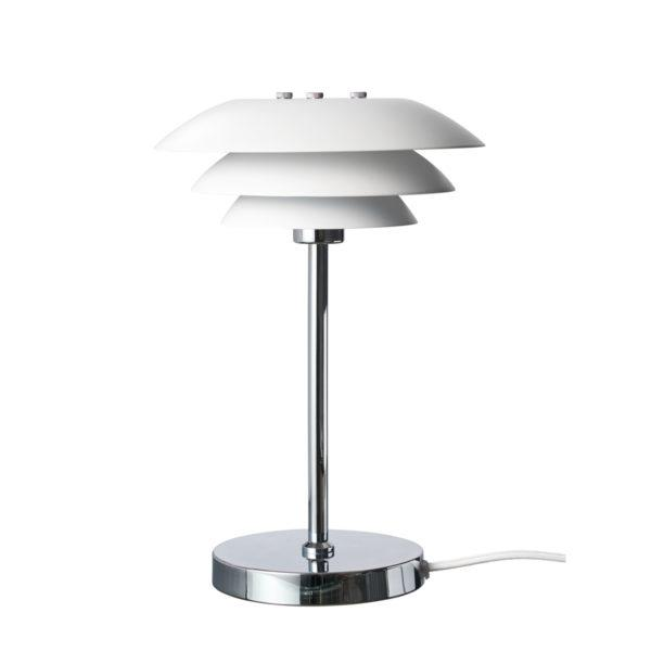 DL20 Table Lamp - Matte White
