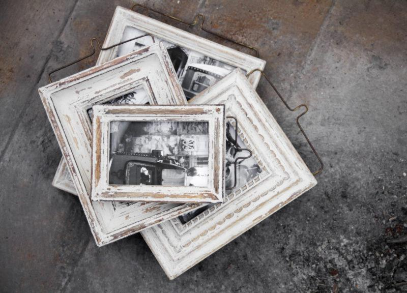 """Amar 6x4"""" Wood Picture Frame"""