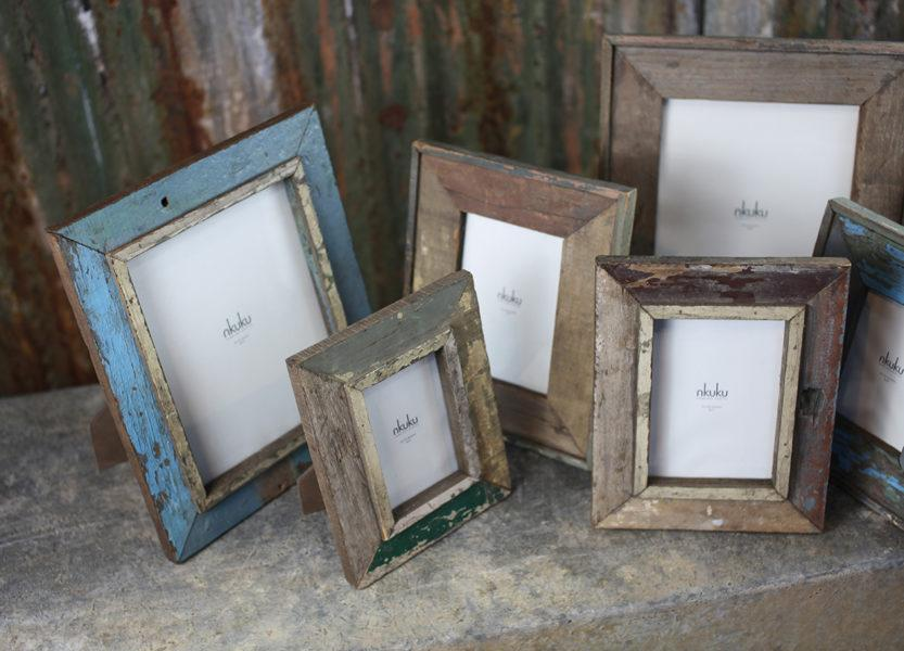Bera Wood Picture Frame
