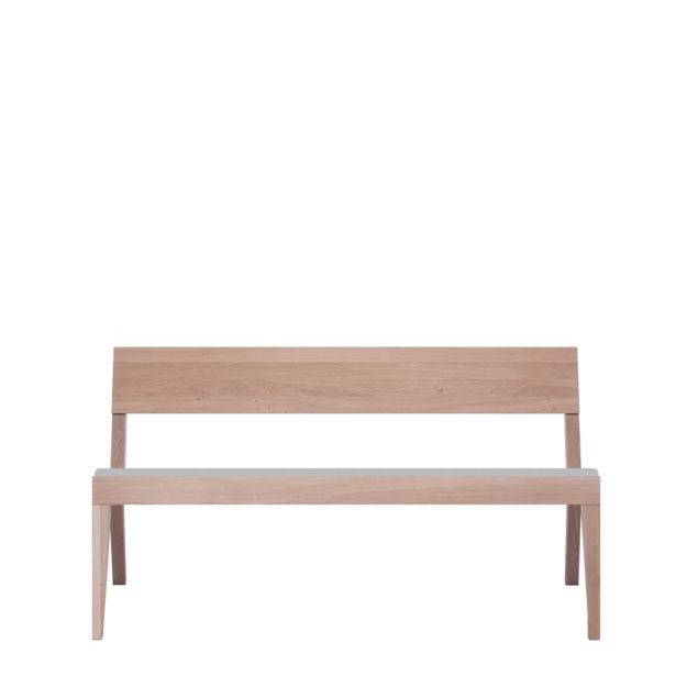 Cubo Bench - Upholstered Seat