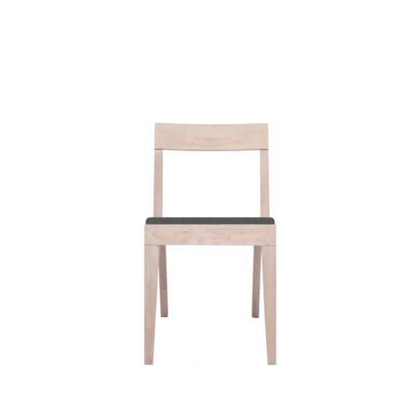 Cubo Chair - Upholstered Seat
