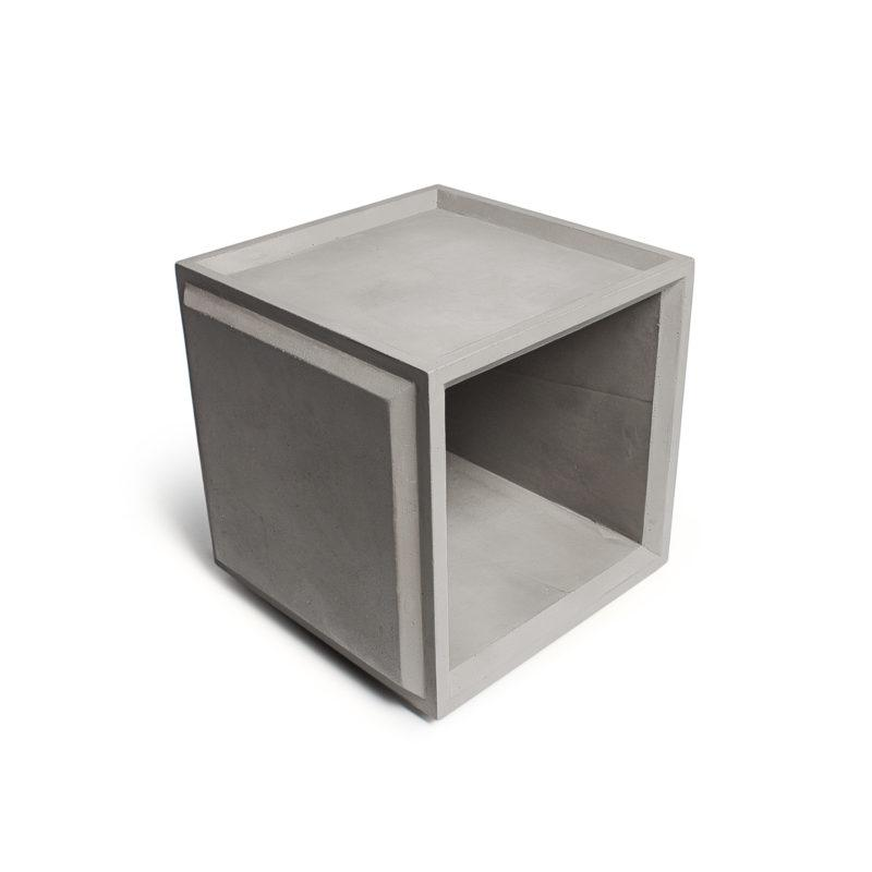 Concrete Plus 1 Storage Cube