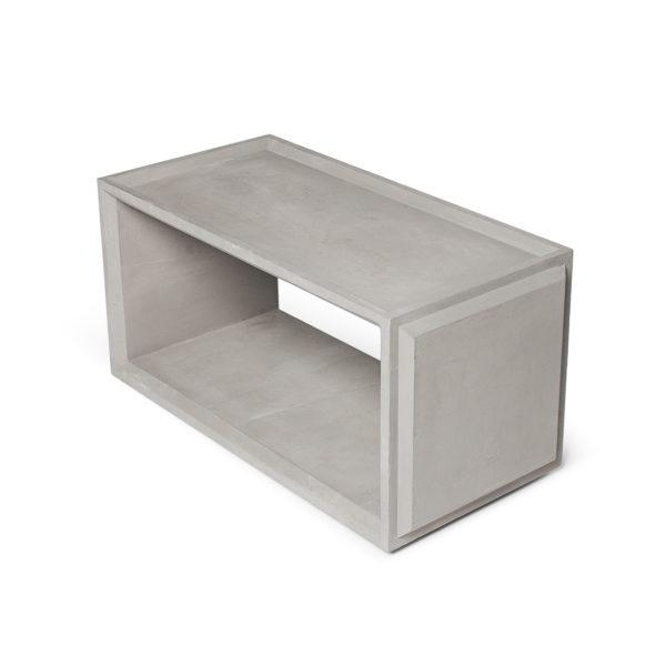 Concrete Plus 2 Storage Cube