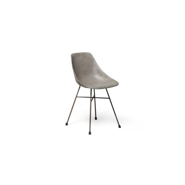 Concrete Hauteville Chair