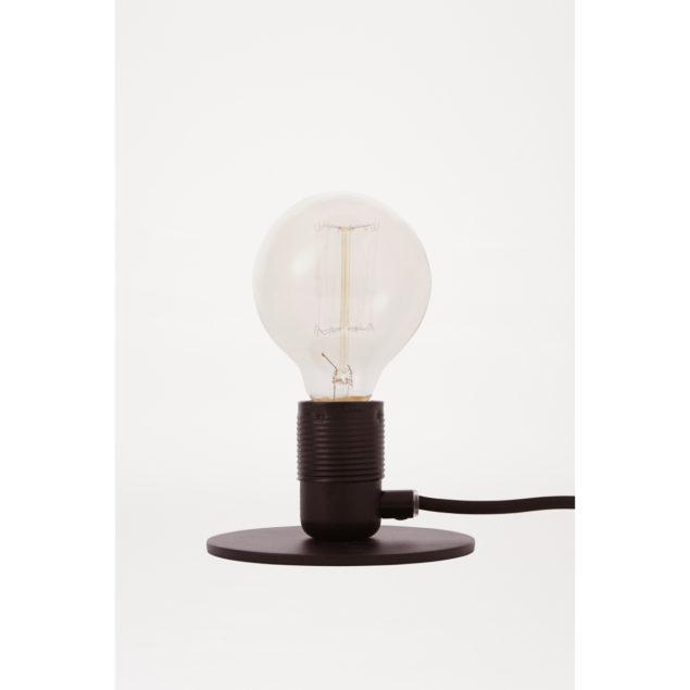 E27 Black Table Lamp