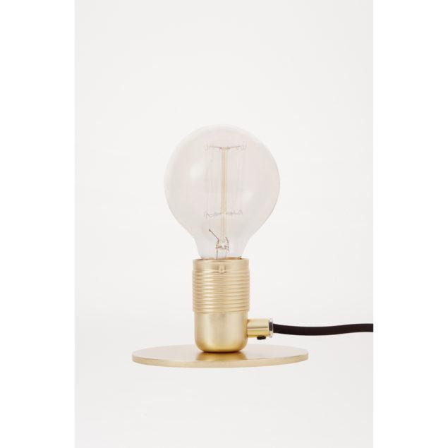 E27 Brass Table Lamp