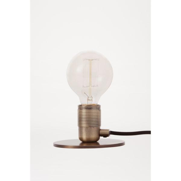 E27 Bronze Table Lamp