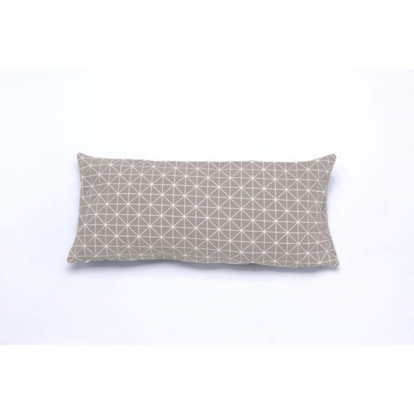 Geo 30x60cm Cushion - Grey