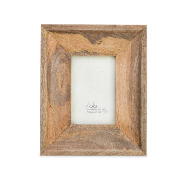 Habibi Wood Picture Frame