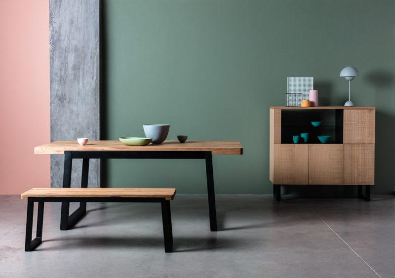 Infinito Extending Dining Table