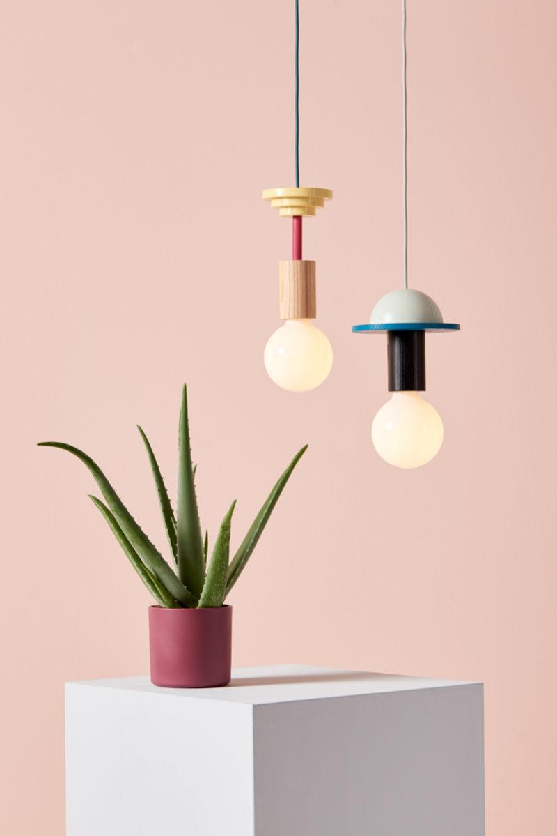 Junit Lamp - Crescent