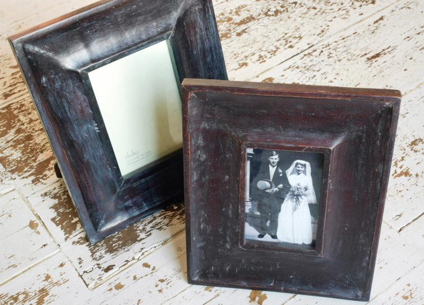 "Lamu 6x4"" Wood Picture Frame"