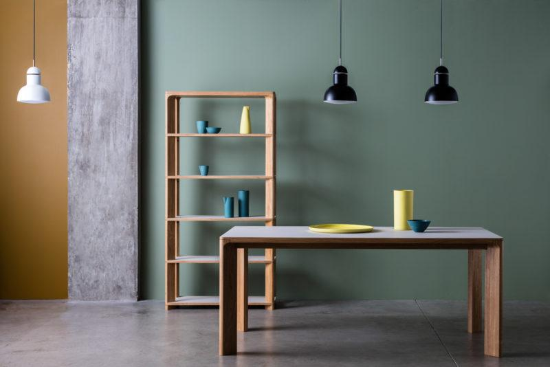 Lastra Tall Shelving