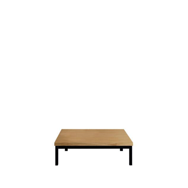 Lenga Platform Table - Square